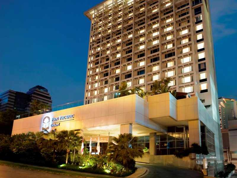 PAN PACIFIC ORCHARD 5*