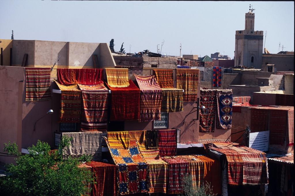 Марокко. Приостановка прямого авиационного сообщения