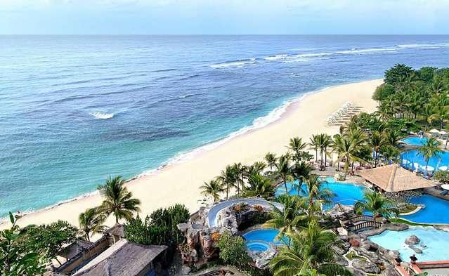Открытие Бали для туристов