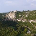 Vue Rocamadour