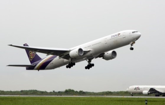 Класс Royal Silk Plus на борту THAI Airways