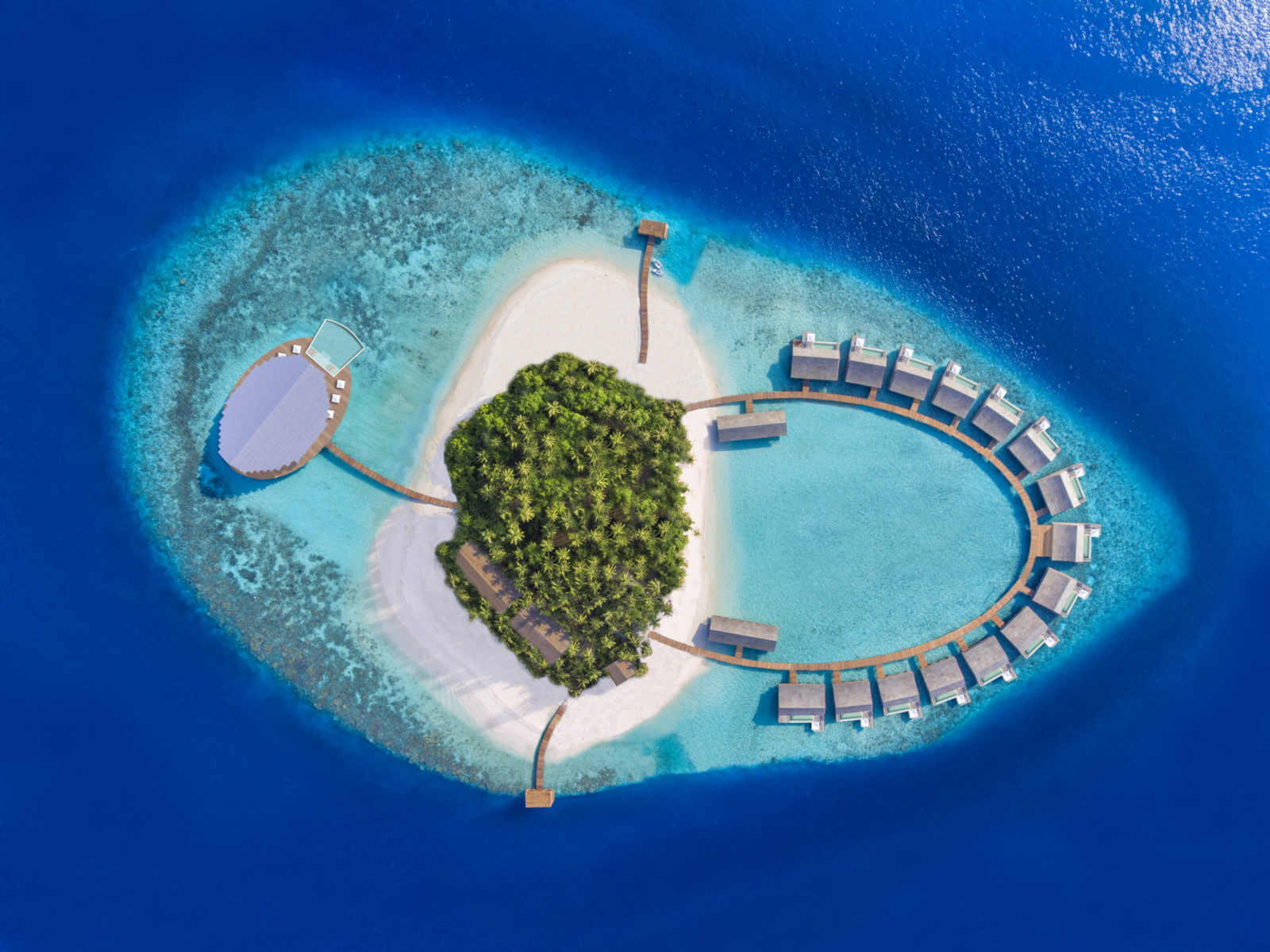 Kudadoo Maldives Private Island by Hurawalhi 5*Luxe
