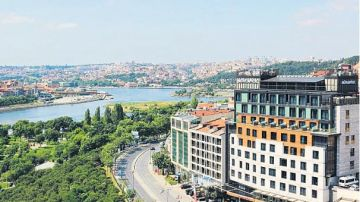 MOVENPICK ISTAMBUL GOLDEN HORN 5*