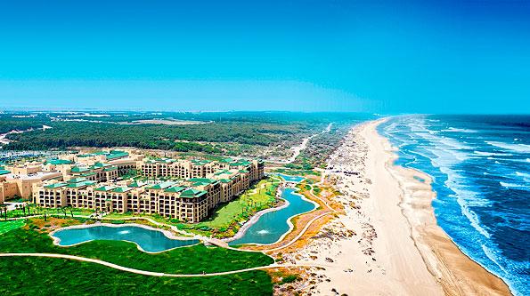 Супер-акция от «АРТ-ТУР» и отеля MAZAGAN BEACH & GOLF RESORT