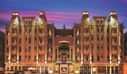 MERCURE GOLD HOTEL AL MINA ROAD