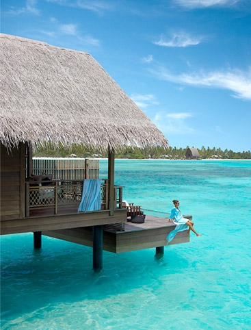Shangri-La's Villingili Resort and Spa, Maldives 5*Deluxe