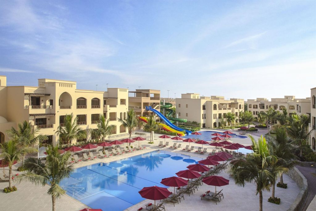 THE VILLAGE COVE ROTANA 5*